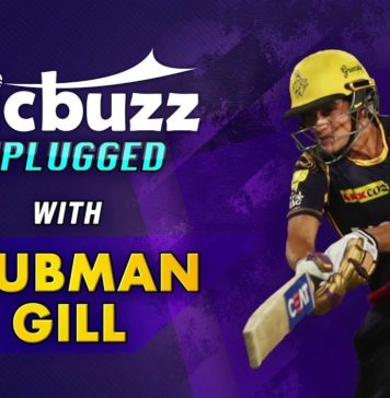 IPL మ్యాచ్ 2018   Rahul Dravid told me not to hit the ball in the air - Shubman Gill