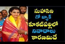 nandamuri suhasini latest updates